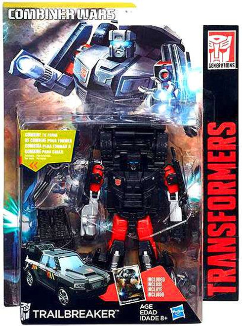 Transformers Generations Combiner Wars Trailbreaker Deluxe Action Figure