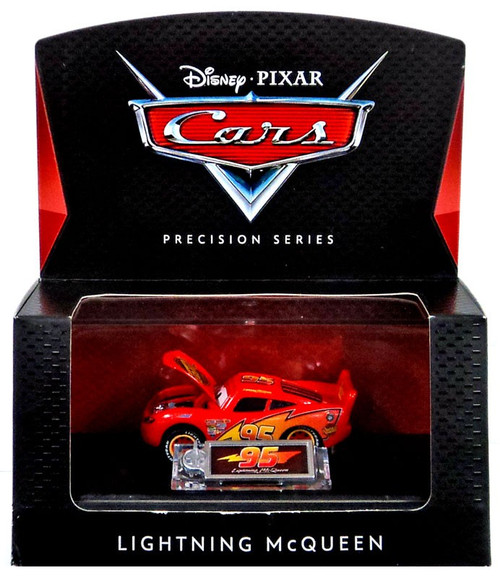 Disney / Pixar Cars Precision Series Lightning McQueen Diecast Car