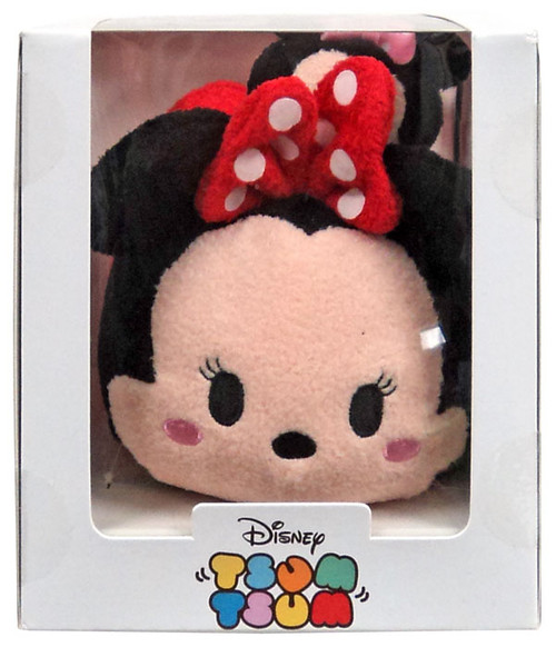 Disney Tsum Tsum Minnie Mouse Exclusive Plush Set [Subscription Box]