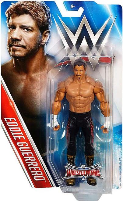 WWE Wrestling WrestleMania 32 Eddie Guerrero Action Figure