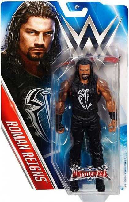 WWE Wrestling WrestleMania 32 Roman Reigns Action Figure