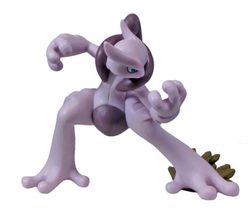 Nintendo Pokemon X & Y Mega Mewtwo X 2-Inch PVC Figure