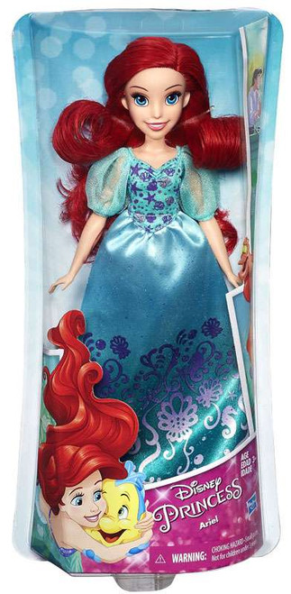 Disney Princess Royal Shimmer Ariel 11-Inch Doll [2015]