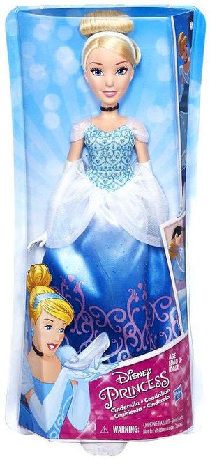 Disney Princess Royal Shimmer Cinderella 11-Inch Doll [2015]