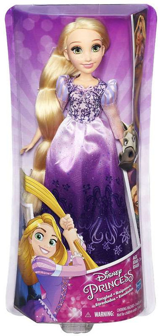 Disney Princess Royal Shimmer Rapunzel 11-Inch Doll [2015]