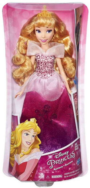 Disney Princess Royal Shimmer Aurora 11-Inch Doll