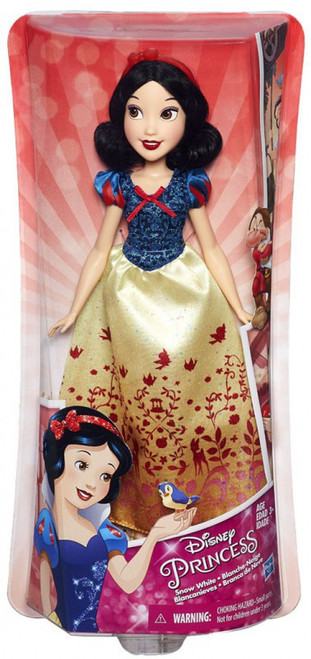 Disney Princess Royal Shimmer Snow White 11-Inch Doll