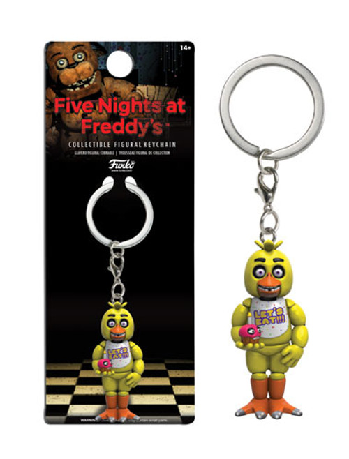 Funko Five Nights at Freddy's Chica Keychain