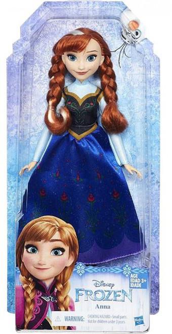Disney Frozen Classic Anna 12-Inch Doll [2015]