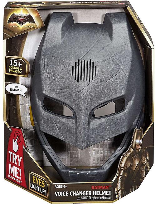 DC Batman v Superman: Dawn of Justice Batman Voice Changer Helmet