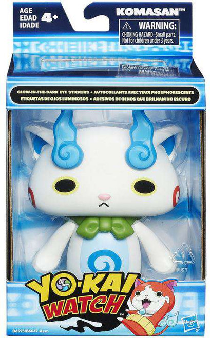 Yo-Kai Watch Komasan Mood Reveal Figure