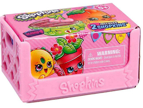 Shopkins Season 4 Mini Figure 2-Pack
