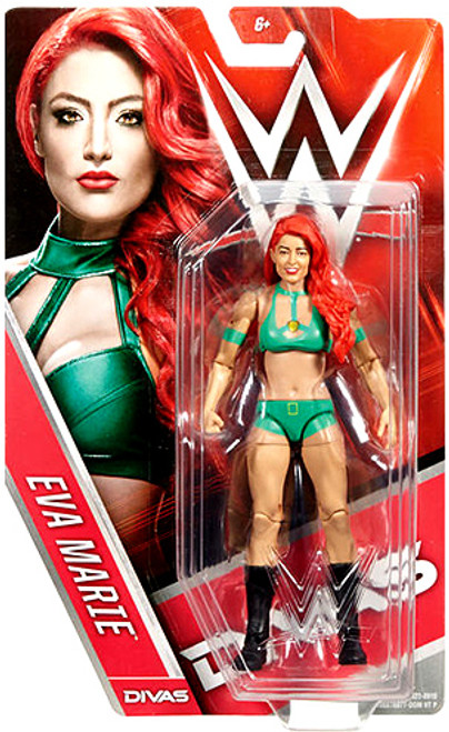 WWE Wrestling Series 59 Eva Marie Action Figure