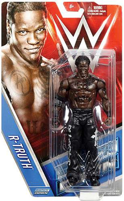 WWE Wrestling Series 59 R-Truth Action Figure