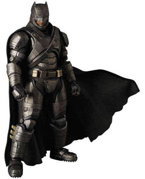 DC Batman v Superman: Dawn of Justice MAFEX Armored Batman Exclusive Action Figure No.023 [Dawn of Justice]