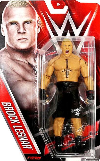 WWE Wrestling Series 60 Brock Lesnar Action Figure