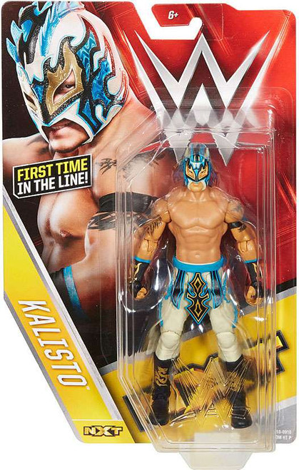 WWE Wrestling Series 60 Kalisto Action Figure