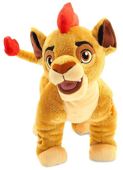 Disney The Lion Guard Kion Exclusive 14-Inch Plush