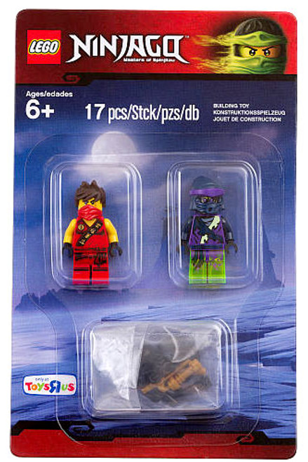 LEGO Ninjago Kai & Morro Exclusive Set #5003085