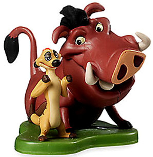 Disney The Lion Guard Timon & Pumbaa PVC Figure [Loose]