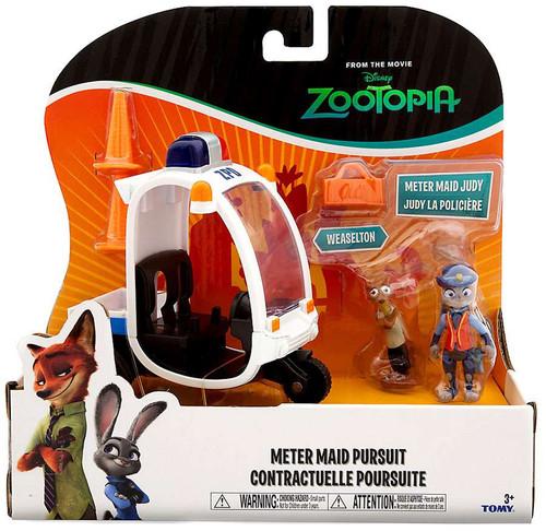 Disney Zootopia Meter Maid Pursuit Vehicle & Figure