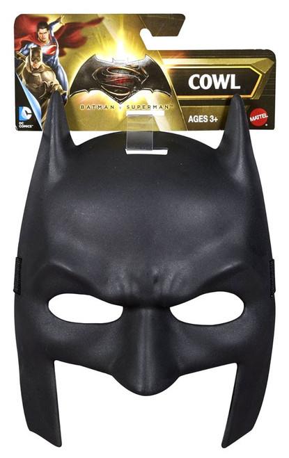 DC Batman v Superman: Dawn of Justice Cowl Roleplay Toy