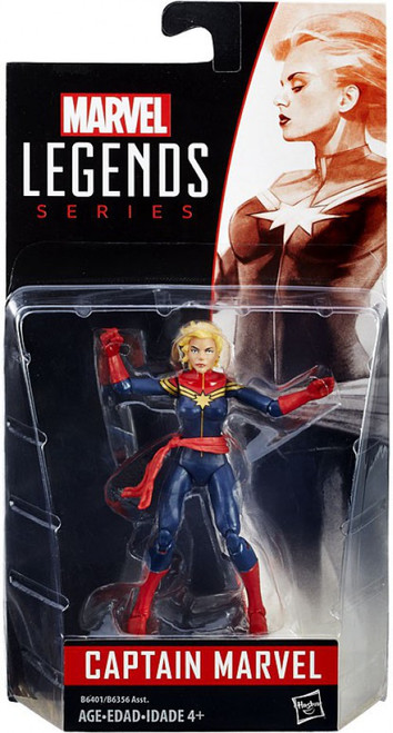 Marvel Legends 2016 Series 1 Captain Marvel Action Figure