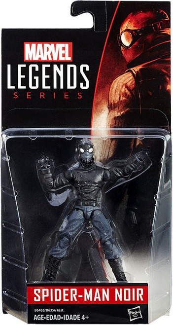 Marvel Legends 2016 Series 1 Spider-Man Noir Action Figure