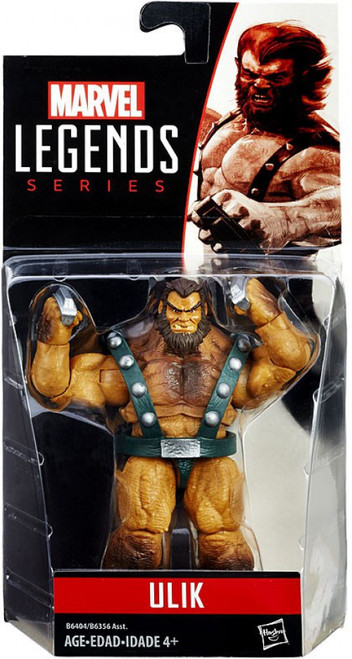 Marvel Legends 2016 Series 1 Ulik Action Figure