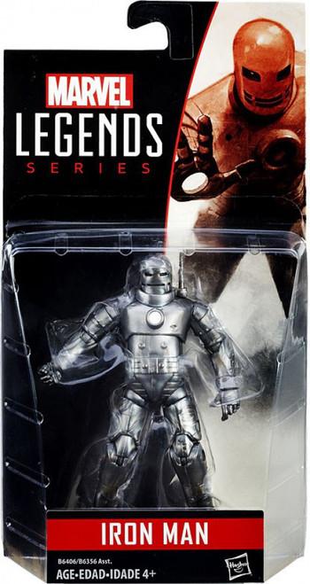 Marvel Legends 2016 Series 1 Iron Man Action Figure [Mark I]