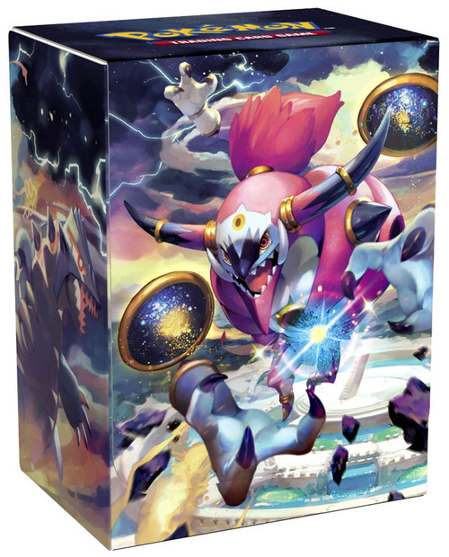 Pokemon Card Supplies Hoopa Unbound Deck Box