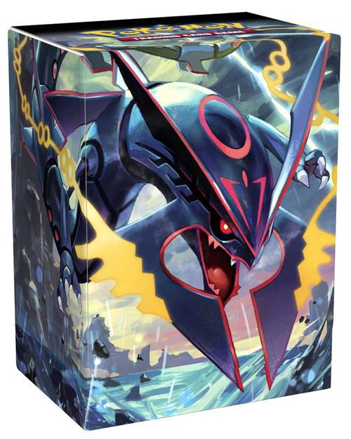 Pokemon Card Supplies Shiny Mega Rayquaza Deck Box