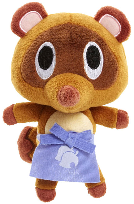 Animal Crossing World of Nintendo Timmy & Tommy 7-Inch Plush