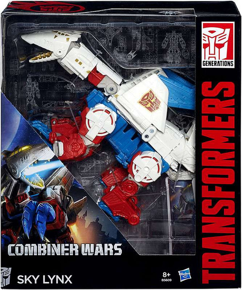 Transformers Generations Combiner Wars Sky Lynx Voyager Action Figure