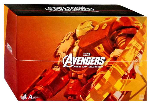 Marvel Avengers Age of Ultron Artist Mix Figure Hulkbuster Action Figure AMC 016 [jackhammer Arm Version]