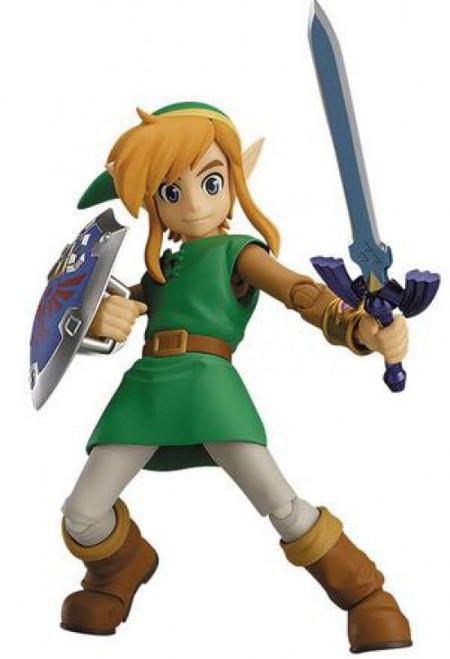 The Legend of Zelda Figma Link Action Figure [A Link Between Worlds]