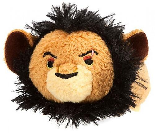 Disney Tsum Tsum The Lion King Scar 3.5-Inch Mini Plush
