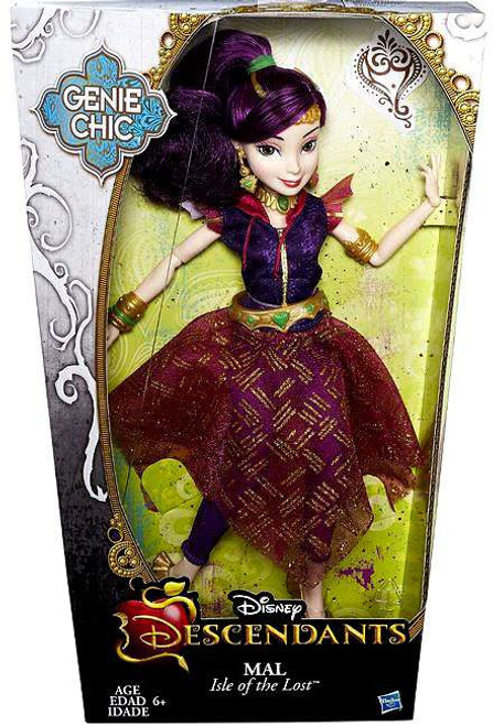 Disney Descendants Genie Chic Mal 11-Inch Doll