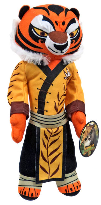 Kung Fu Panda 3 Master Tigress 13-Inch Plush Figure