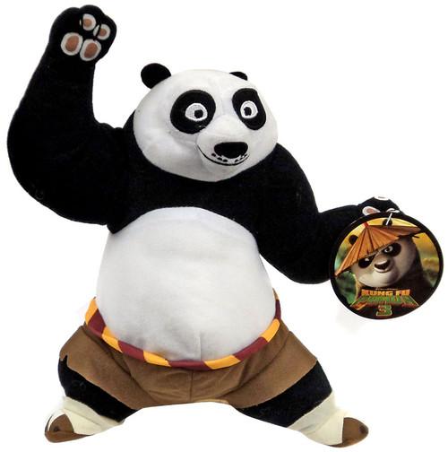 Kung Fu Panda 3 Po 10-Inch Plush Figure [Fighting Stance]