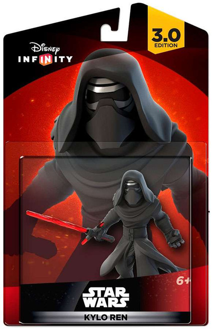 Disney Infinity Star Wars 3.0 Originals Kylo Ren Game Figure