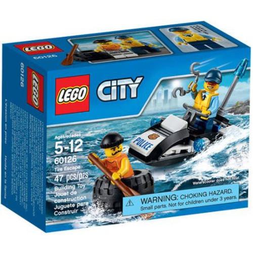 LEGO City Tire Escape Set #60126