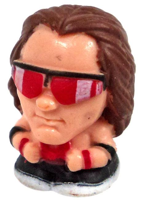 WWE Wrestling TeenyMates WWE Series 1 Bret Hart Loose Figure