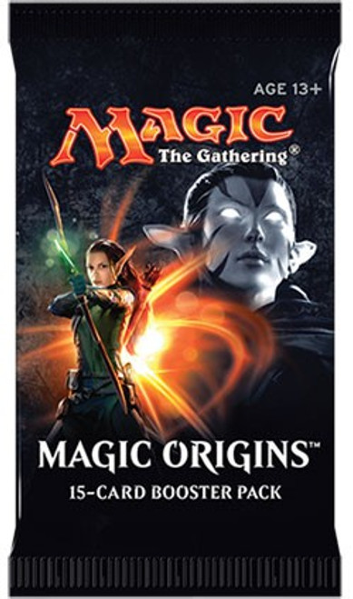 MtG Trading Card Game Magic Origins Booster Pack [15 Cards]