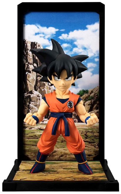 Dragon Ball Z Tamashii Buddies Son Gokou Figure