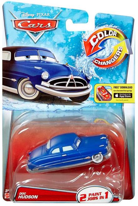 Disney / Pixar Cars Color Changers Doc Hudson Diecast Car [2016]