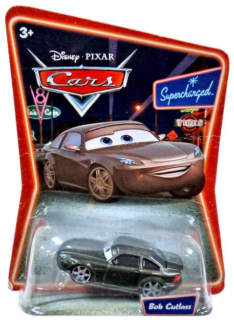 Disney / Pixar Cars Supercharged Bob Cutlass Diecast Car