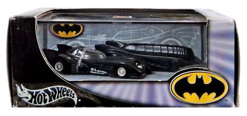 Batman Hot Wheels Batmobile Die-Cast Car