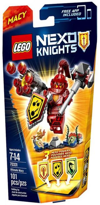 LEGO Nexo Knights ULTIMATE Macy Set #70331