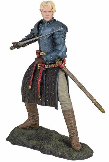 Game of Thrones Brienne of Tarth 7.5-Inch PVC Statue Figure